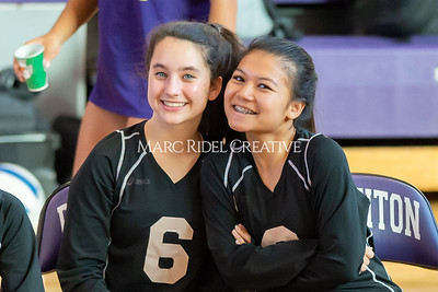 Broughton volleyball vs Sanderson. October 3, 2019. D4S_3470