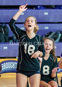 Broughton volleyball vs Sanderson. October 3, 2019. D4S_3499