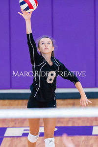 Broughton volleyball vs Sanderson. October 3, 2019. D4S_3631