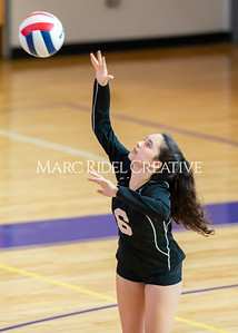 Broughton volleyball vs Sanderson. October 3, 2019. D4S_3531