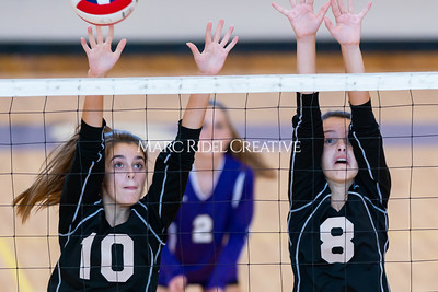 Broughton volleyball vs Sanderson. October 3, 2019. D4S_3620