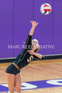 Broughton volleyball vs Sanderson. October 3, 2019. D4S_3399