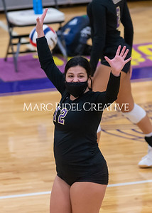 Broughton volleyball vs Holly Springs. January 11, 2021