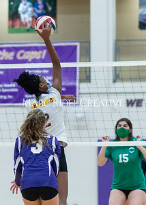 Broughton volleyball vs Leesville December 7, 2020
