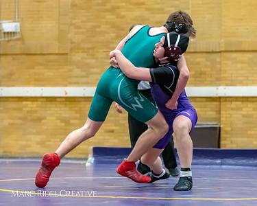 Broughton wrestling vs Enloe. MRC_8499
