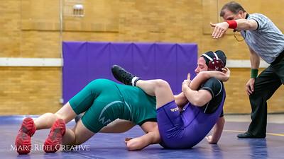Broughton wrestling vs Enloe. MRC_8489