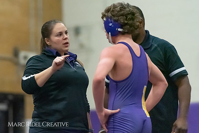 Broughton wrestling vs Millbrook. January 23, 2019. 750_6138
