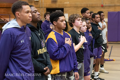 Broughton wrestling vs Millbrook. January 23, 2019. 750_5992