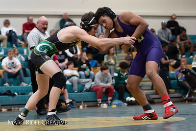 Broughton wrestling. Cap-7 Tournament at Enloe High School. January 26, 2019. 750_7129
