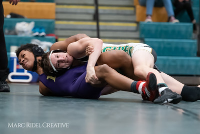 Broughton wrestling. Cap-7 Tournament at Enloe High School. January 26, 2019. 750_7173