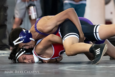 Broughton wrestling. January 5, 2019. 1-5-19 Wrestling00909