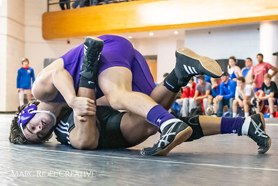 Broughton wrestling. January 5, 2019. 1-5-19 Wrestling01145