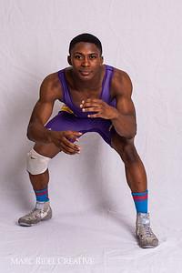 Wrestling senior photoshoot. January 9, 2019. 750_1964