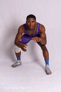 Wrestling senior photoshoot. January 9, 2019. 750_1963