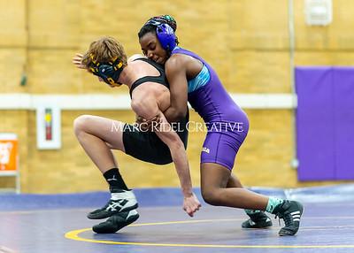 Broughton wrestling vs Enloe. January 25, 2020. D4S_4798