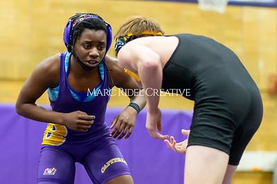Broughton wrestling vs Enloe. January 25, 2020. D4S_4860