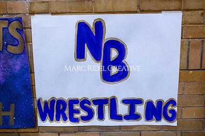 Broughton wrestling vs Enloe. January 25, 2020. MRC_1911