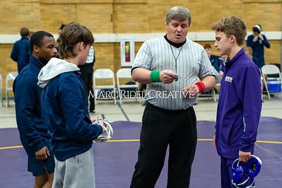 Broughton wrestling vs Millbrook. December 11, 2019. D4S_4965