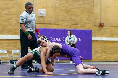 Broughton JV wrestling vs Cardinal Gibbons and Millbrook. December 9, 2019. D4S_3057