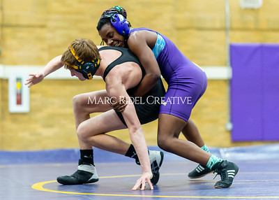 Broughton wrestling vs Enloe. January 25, 2020. D4S_4797