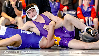 Broughton wrestling at the Greater Neuse / Cap-7 Challenge. January 6, 2017.