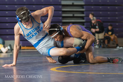 Broughton wrestling hosts the Matthews, Griffin and Burt Wrestling Tournament. November 17, 2017.