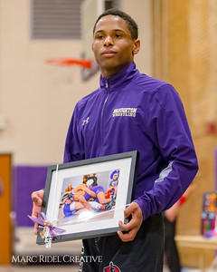 Broughton wrestling senior night.. January 23, 2018.