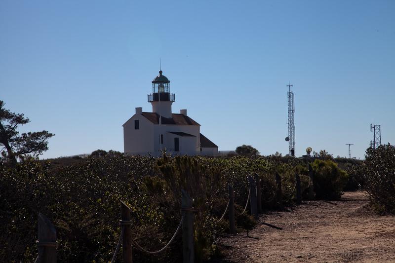 Point Loma Lighhouse