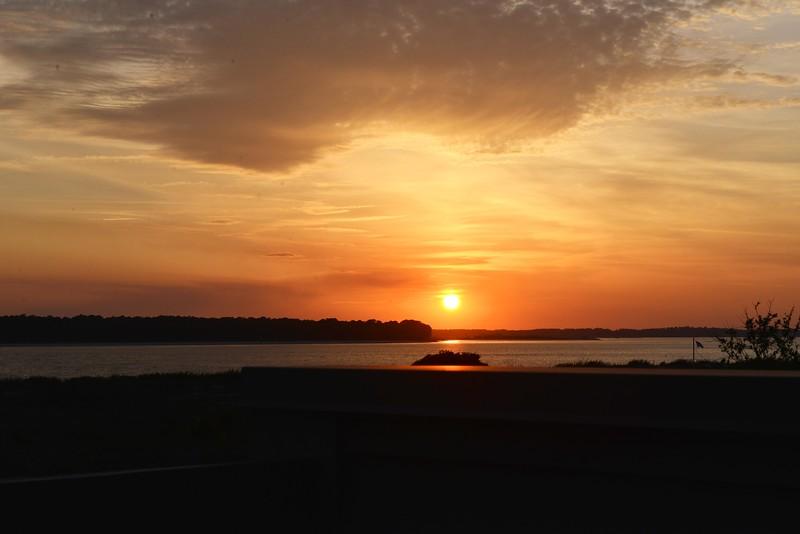 Sunset, Seabrook Island, SC