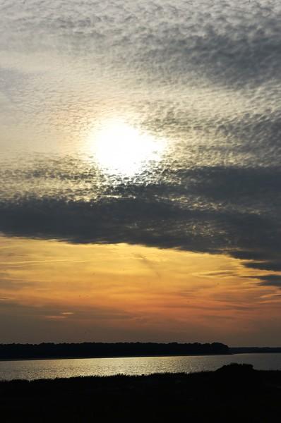 Sunset Seabrook Island, SC