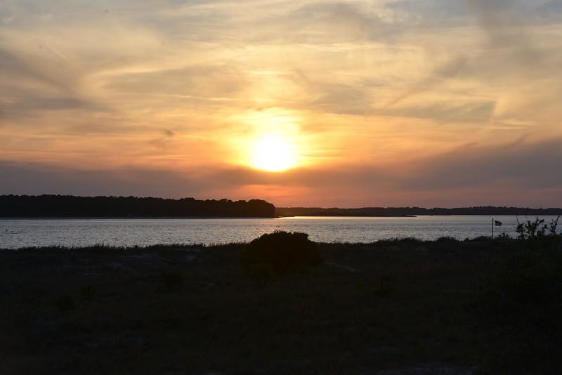 Sunset @ Seabrook Island, SC