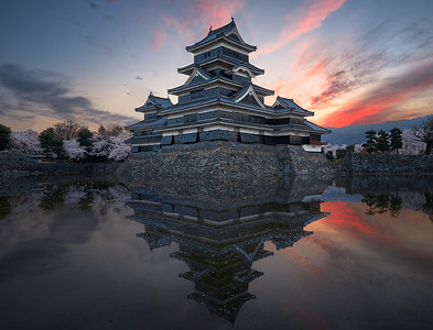 Matsumoto Castle – Matsumoto, Japan
