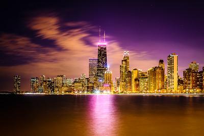 Hancock Building – Chicago, Illinois