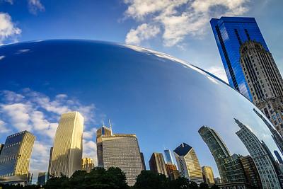 The Bean – Chicago, Illinois