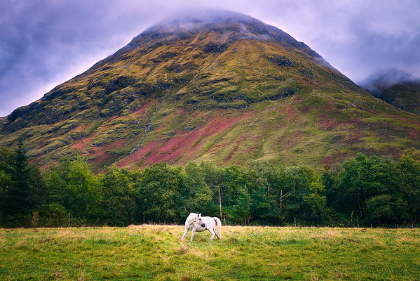 Glen Etive – Highlands, Scotland