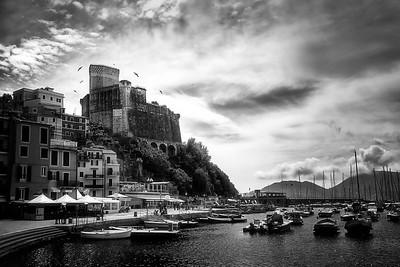 Lerici Castle – Lerici, Italy