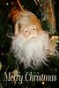 HO 14 Santa - Merry Christmas