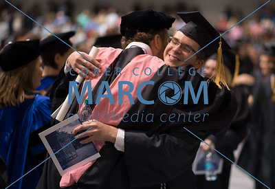 109th Spring Commencement 2017