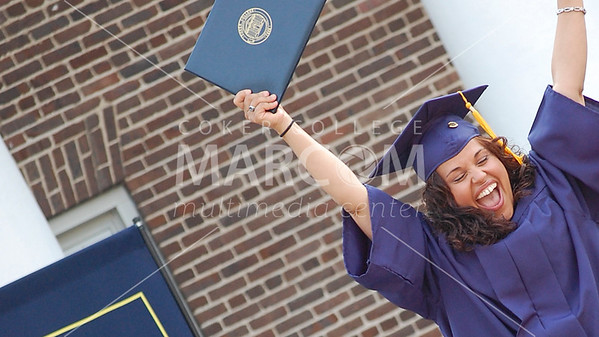 105th Spring Commencement - 2013