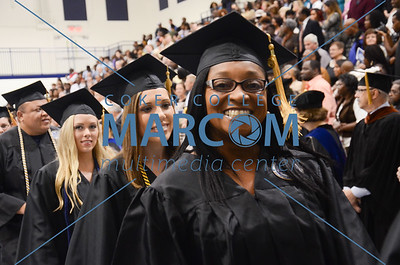 Winter Commencement - 2015