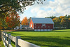 SC 302A  Nashua Barn in Autumn