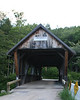 CB 43 F Bump Bridge, Campton NH - Front View