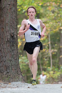 Broughton Cross Country. NCHSAA 4A East Regional. October 28, 2017.