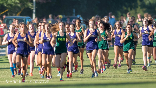 Broughton Cross Country at Wake Med Soccer Complex. September 27, 2017.