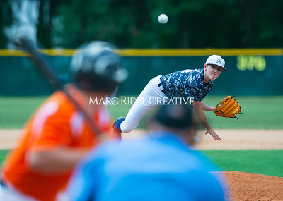 Daniels Baseball vs Fuquay Varina. June 1, 2019. D4S_9341