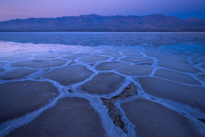 Badwater Under Water