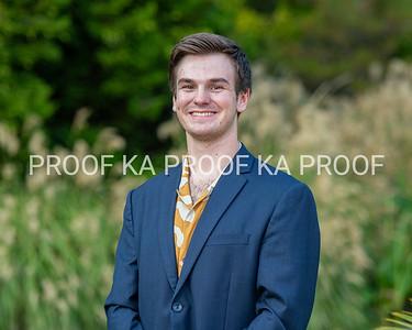 Duke KA senior photoshoot. Duke Gardens. September 29, 2019. MRC_0741