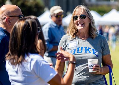 Duke KA tailgate. September 25, 2021.