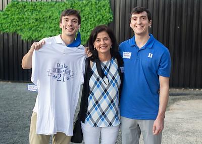 Duke KA graduation weekend at The Wine Feed. April 30, 2021