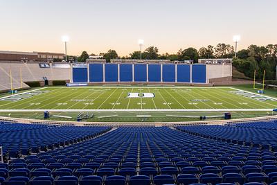 Duke KA Class of 2020 reunion at Wallace Wade Stadium. September 24, 2021.